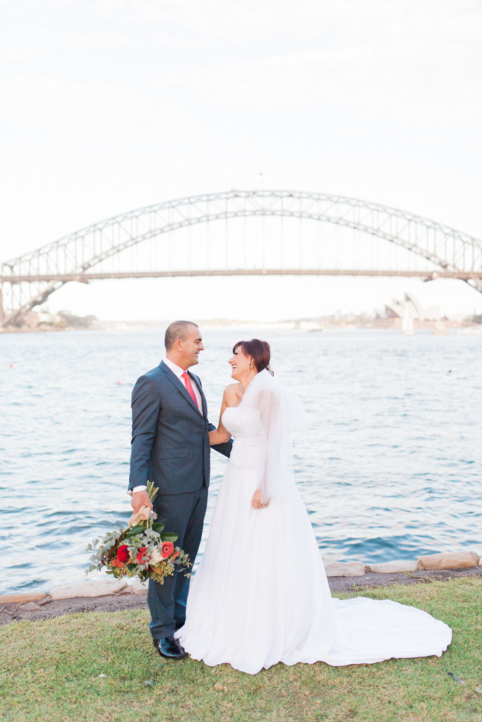 Sydney destination wedding