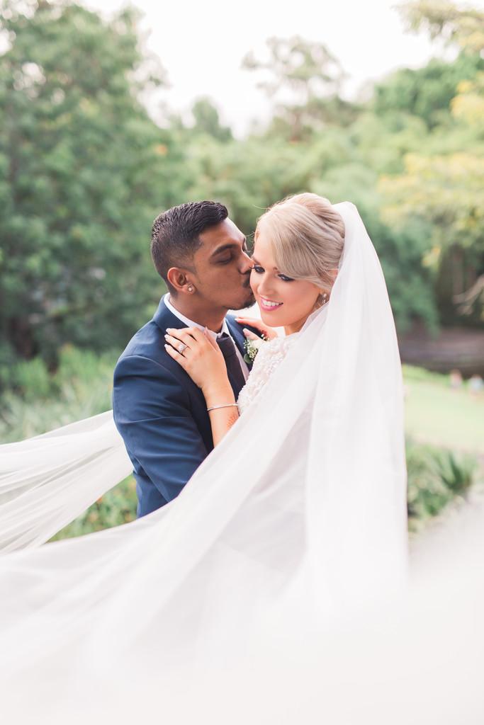 Boulevard Gardens Brisbane Wedding Photographer