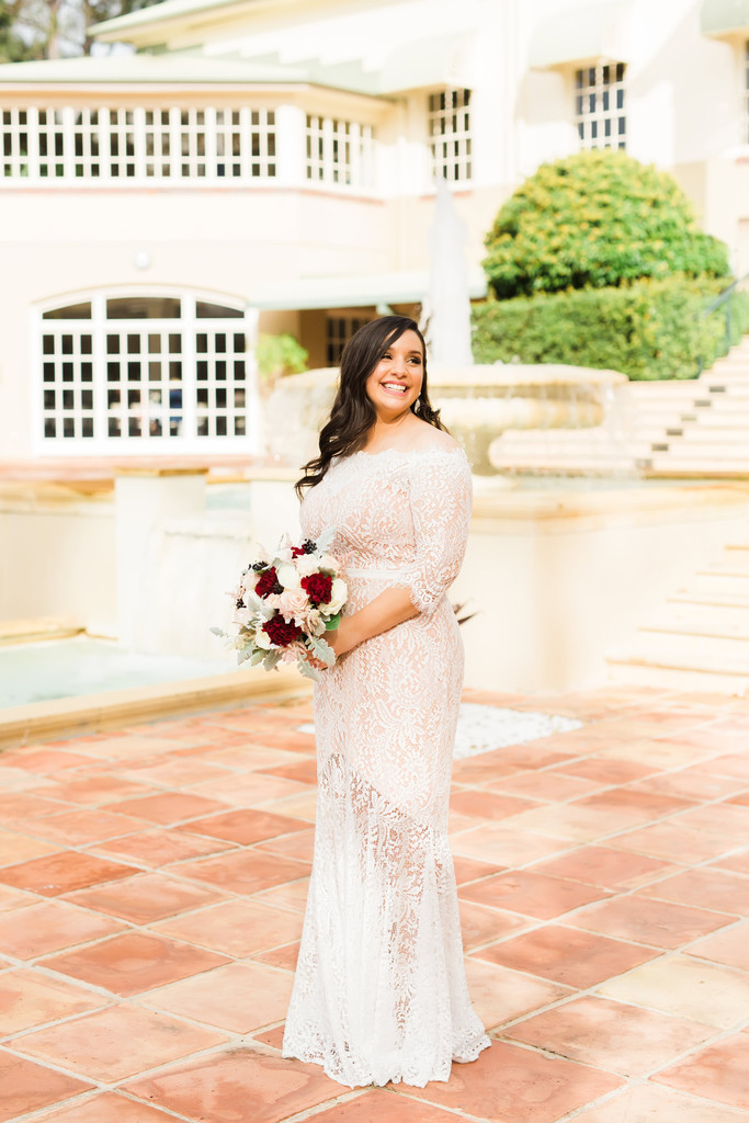 Wedding photos at Intercontinental Sanctuary Cove