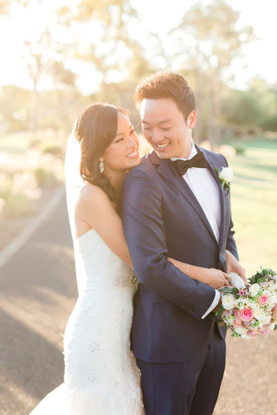 Best gold coast wedding photography Links hope island