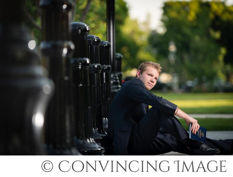 Utah Missionary Portraits