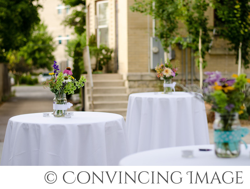 Outdoor Wedding in Logan