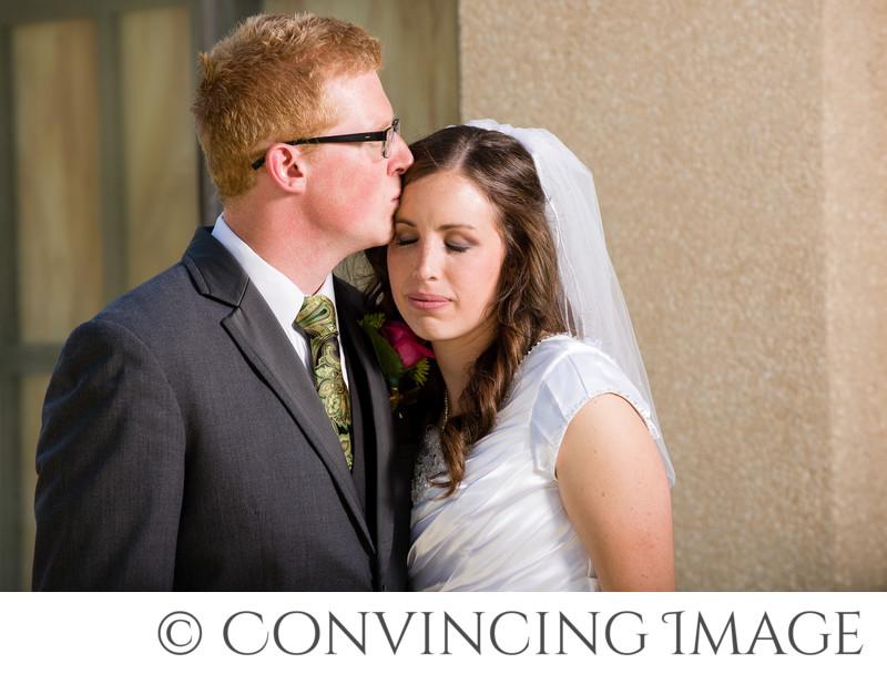 Logan Temple Wedding Photographers