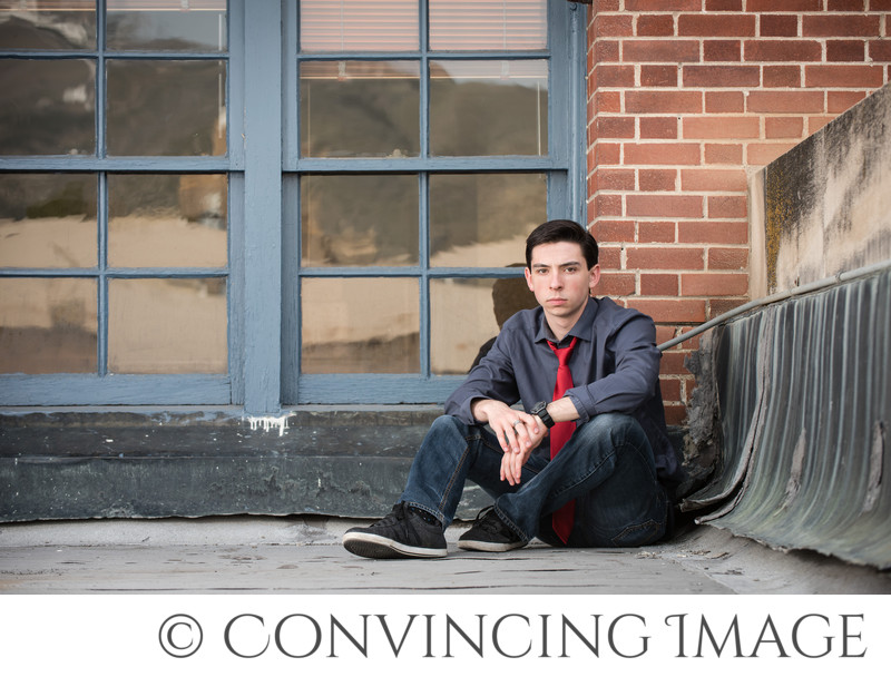 Logan Senior Photographer