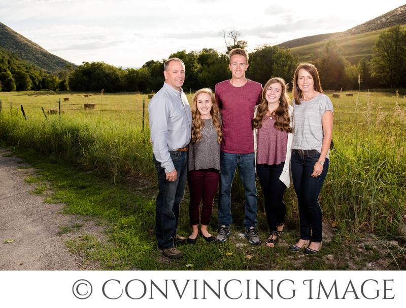 Family Photographer in Logan Utah