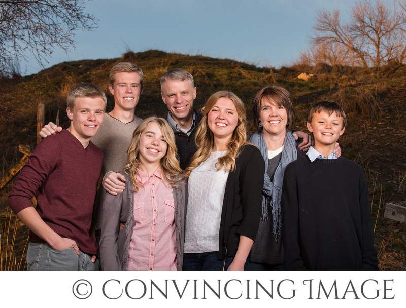 Utah Outdoor Family Photography