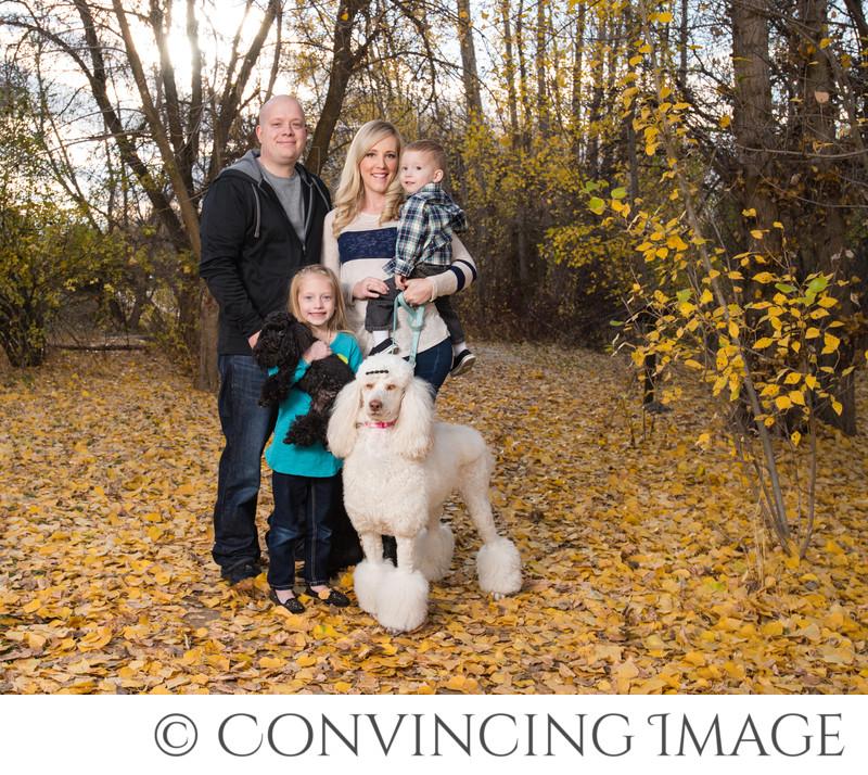Logan Family Portraits