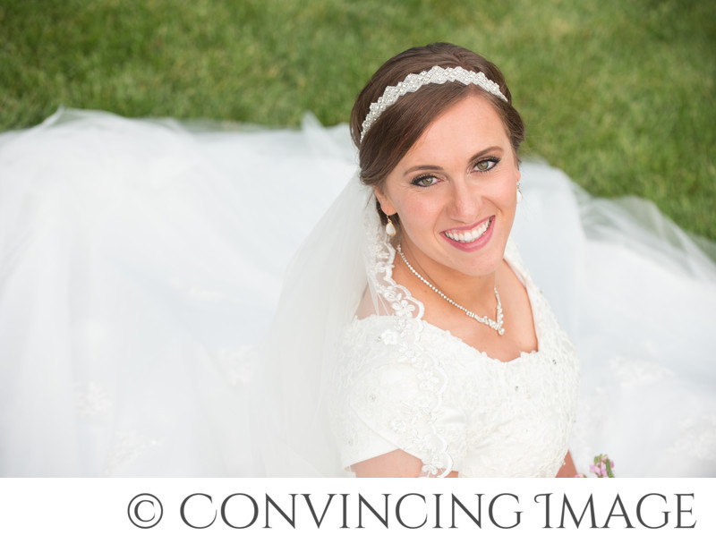 Logan Utah Bridal Portraits