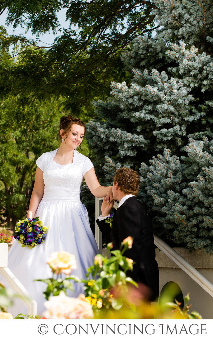 Wedding Photographers in Bountiful