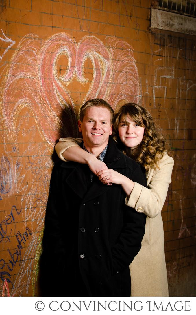 Cache Valley Wedding Engagement Photographers