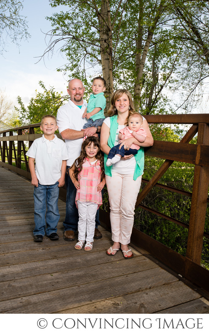 Family Photographer in Cache Valley