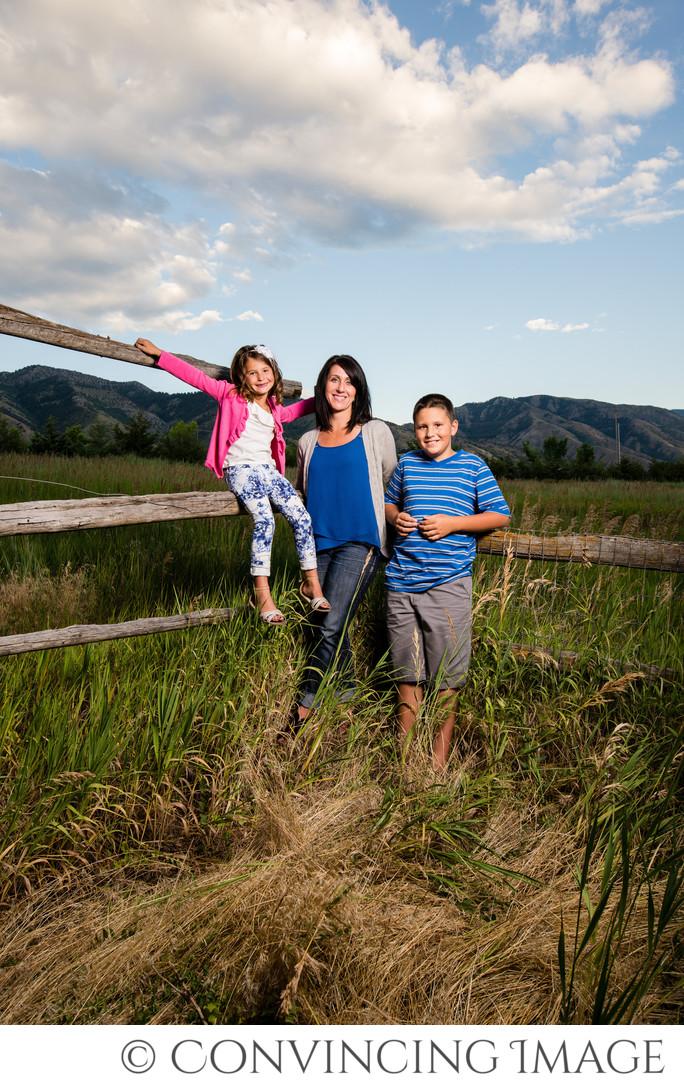 Logan Utah Family Photographers