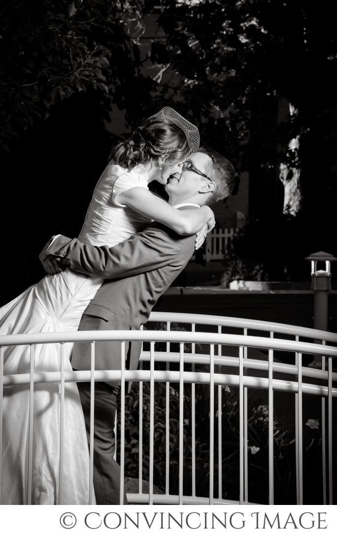 Wedding Photographs at Old Rock Church