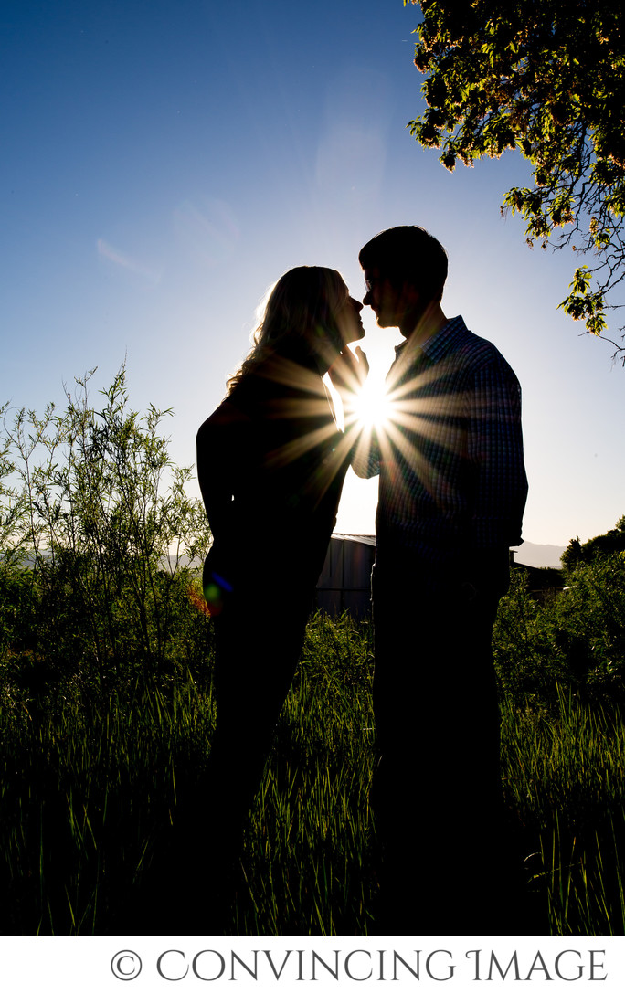 Wedding Engagement Photographer in Cache Valley