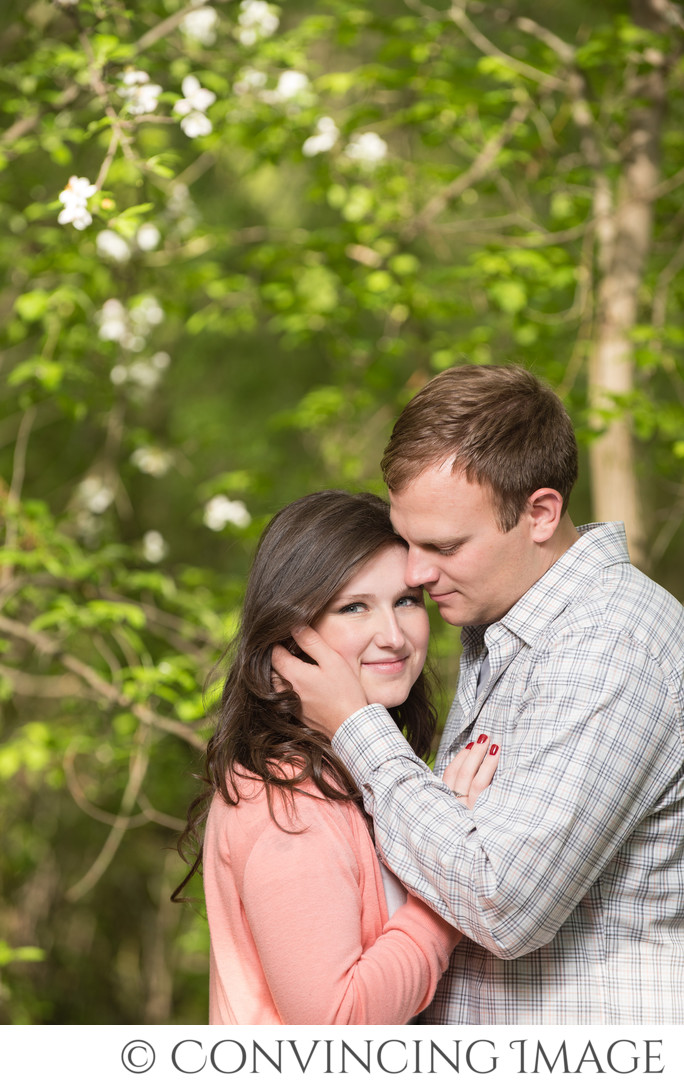 Logan Canyon Engagement Photos