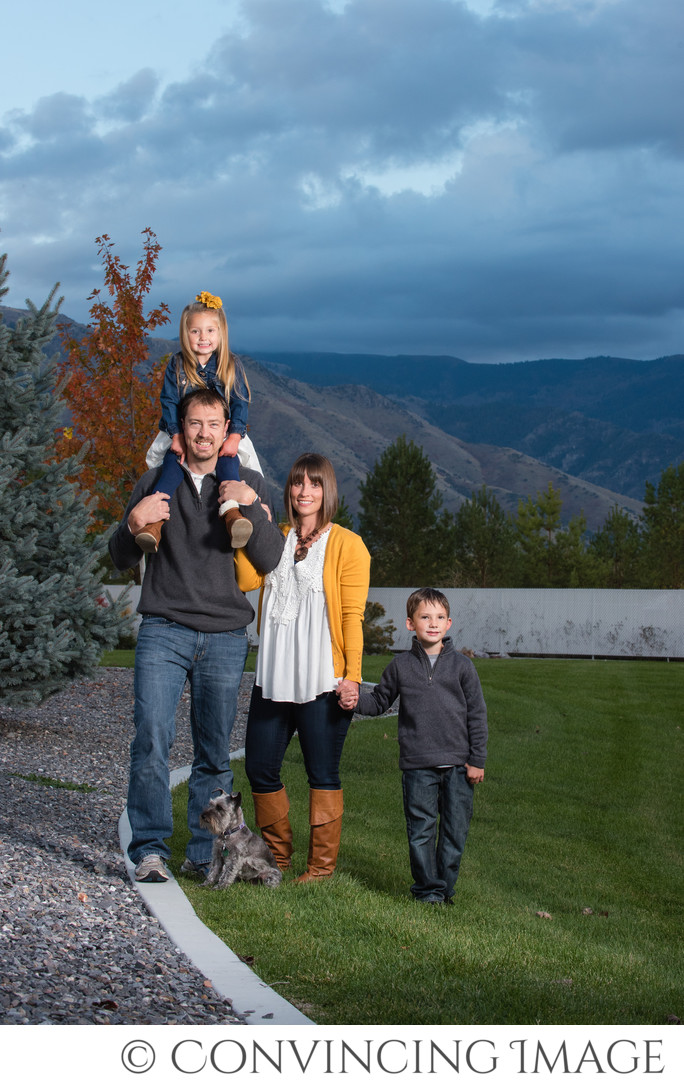 Utah Family Portrait Photographer