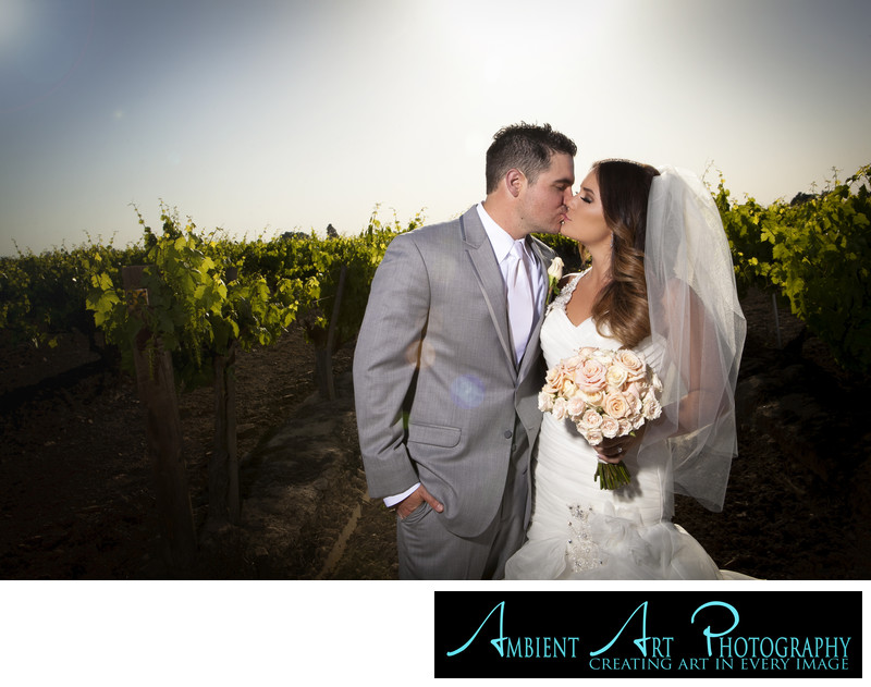 Tuscan Garden, Kingsburg, CA Wedding Photographer