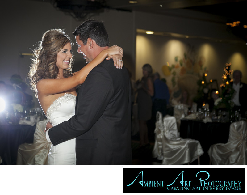 The first dance, Copper River Golf Course, Clovis