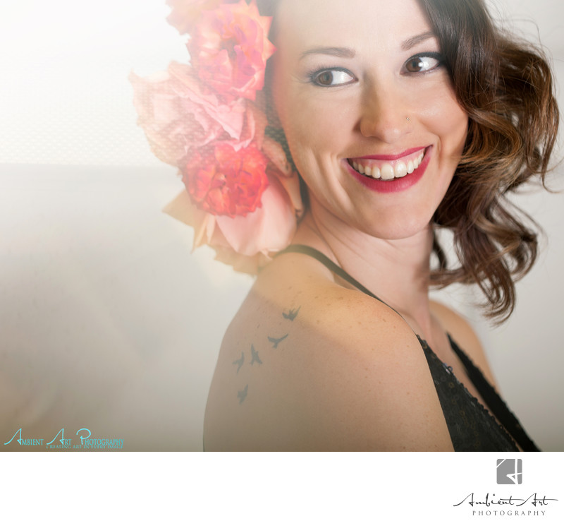 Raquel Fine Art Portrait session