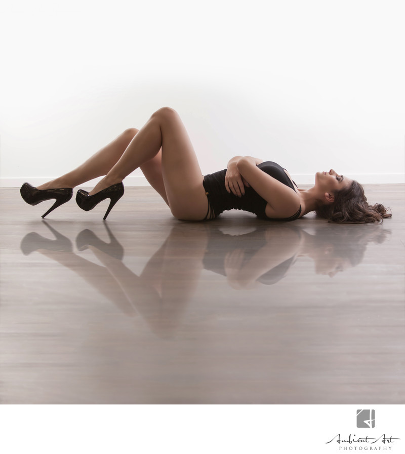 Olga Fresno, Boudoir Photography
