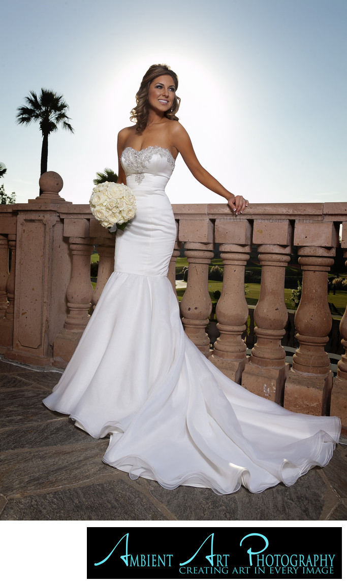 Stunning Bride at copper River Golf Course, Fresno, CA