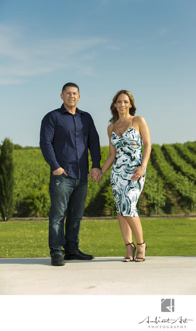 Irene & Tony Engagement session