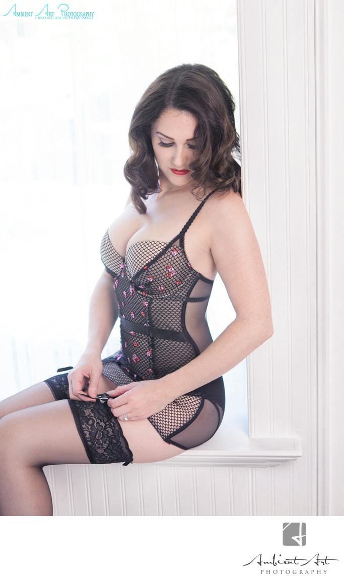 Beautiful boudoir photos in Fresno, CA