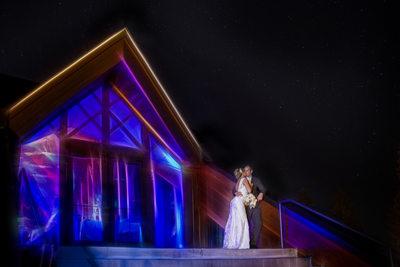 Wedding at Tahoe