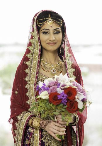 Sadia Bride from Pakistan  Fresno Wedding photographer