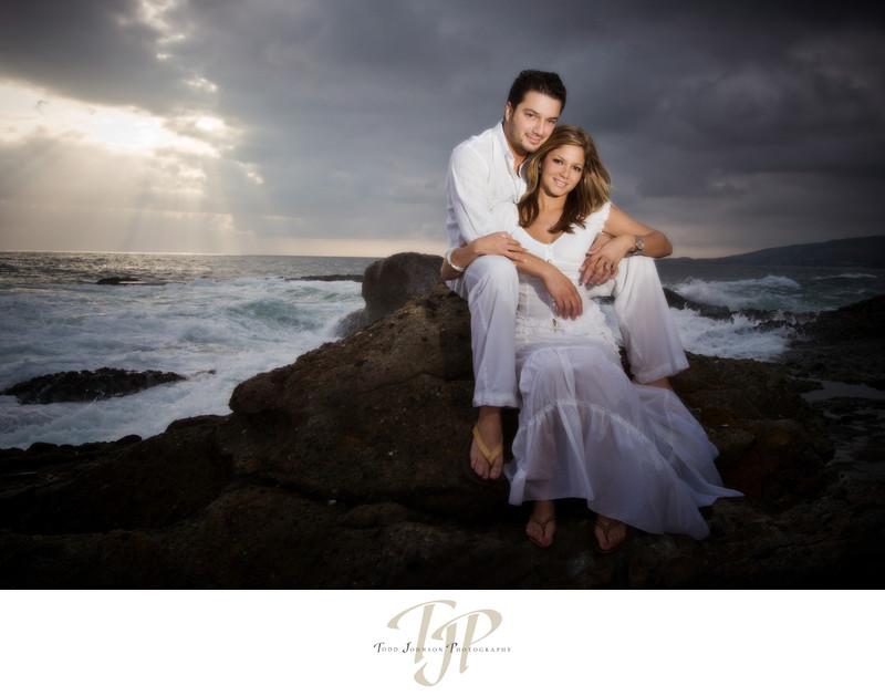 Sara and Adel