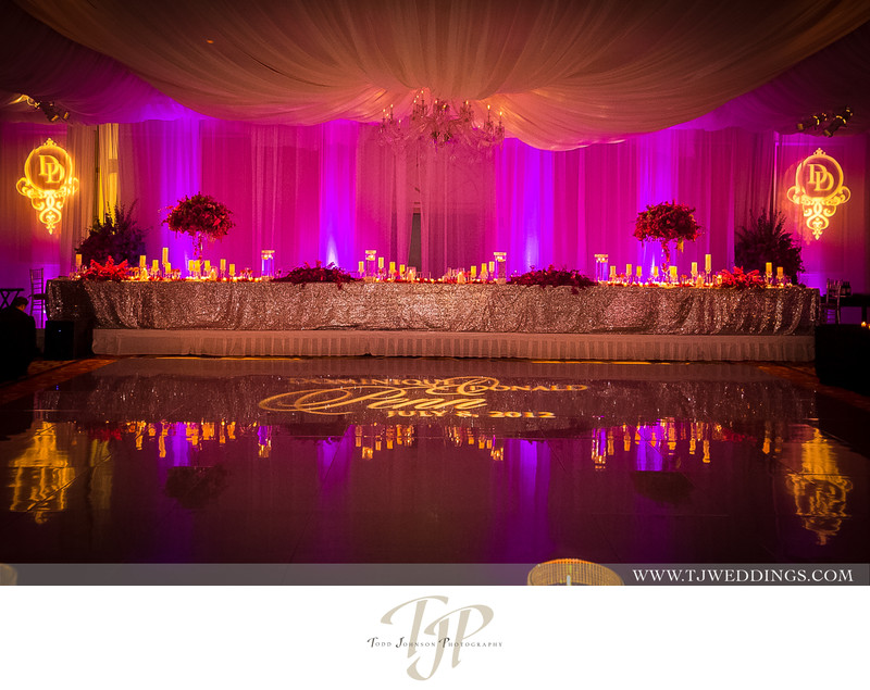 Langham Pasadena Wedding Photography. Coordination by Deborah James Bella Vita Events www.bellavitaevents.com
