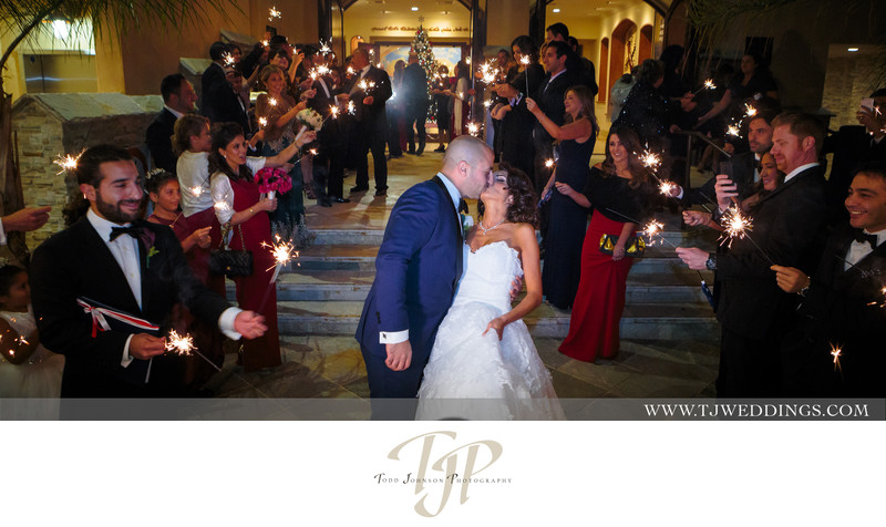 sparklers! Wedding photography at THE MAJESTIC DOWNTOWN. Persian wedding Coordination by Events by Goli instagram.com/eventsbygoli/ Magnolia Village Flowers https://www.facebook.com/magnoliavillage.flower