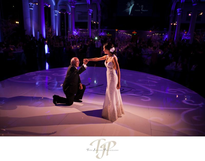 Vibiana Wedding Los Angeles, CA