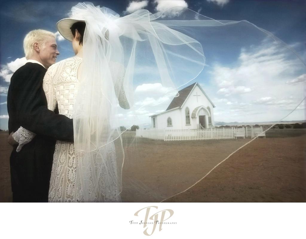Santa Fe Wedding Photography International Award Winning