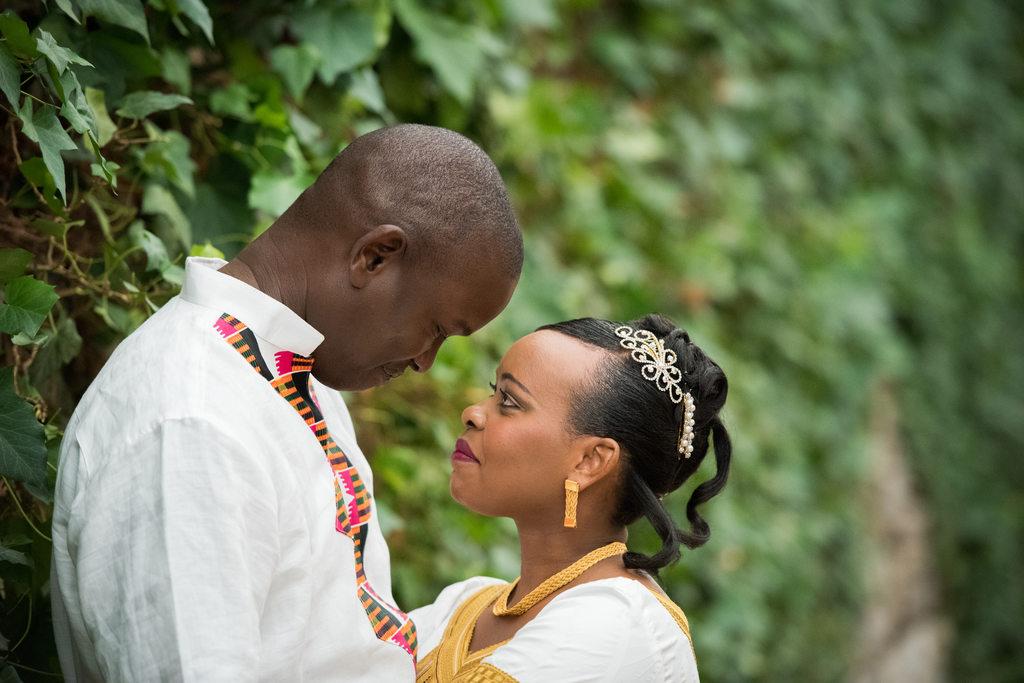 knoxville wedding photographer at botanical gardens