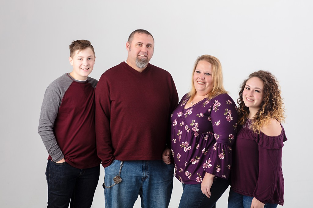 Family Portrait Photography in Wayzata