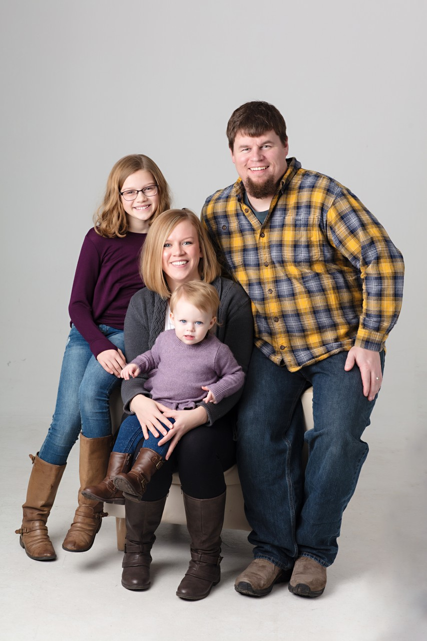 Minneapolis Family Photo Studio