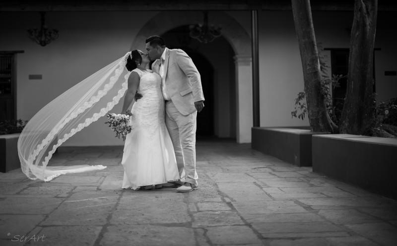 San Antonio Wedding Picture