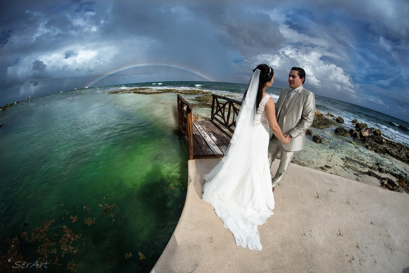 Wedding Photography in the beach