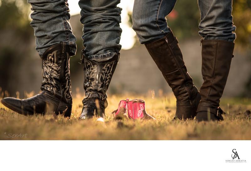 Texan family Photography