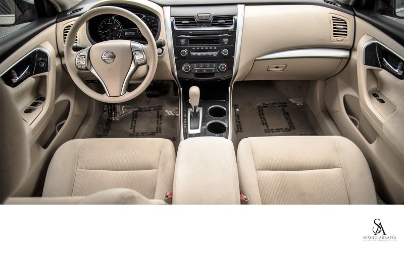 car interior photography san antonio