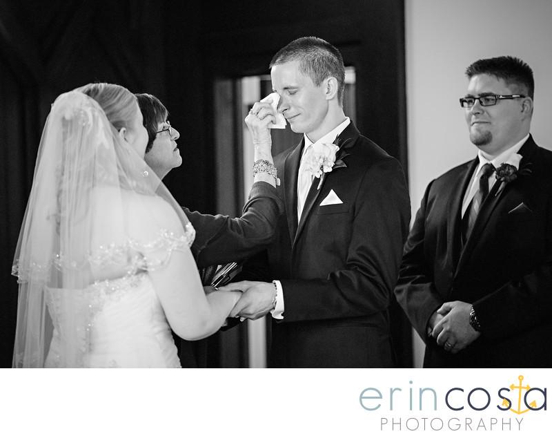 All Saints Chapel Wedding Photographer