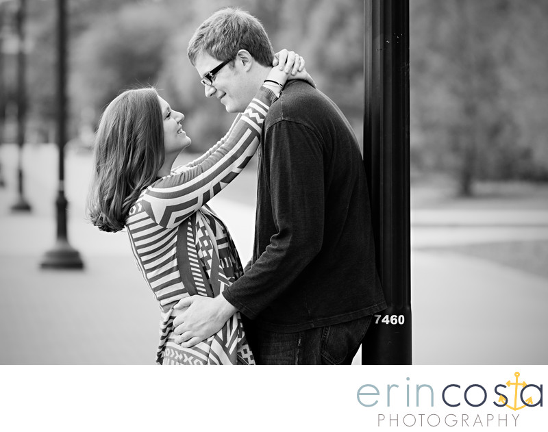 UNCW Engagement Photographer