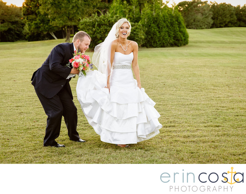 Porters Neck Country Club Wedding Photography