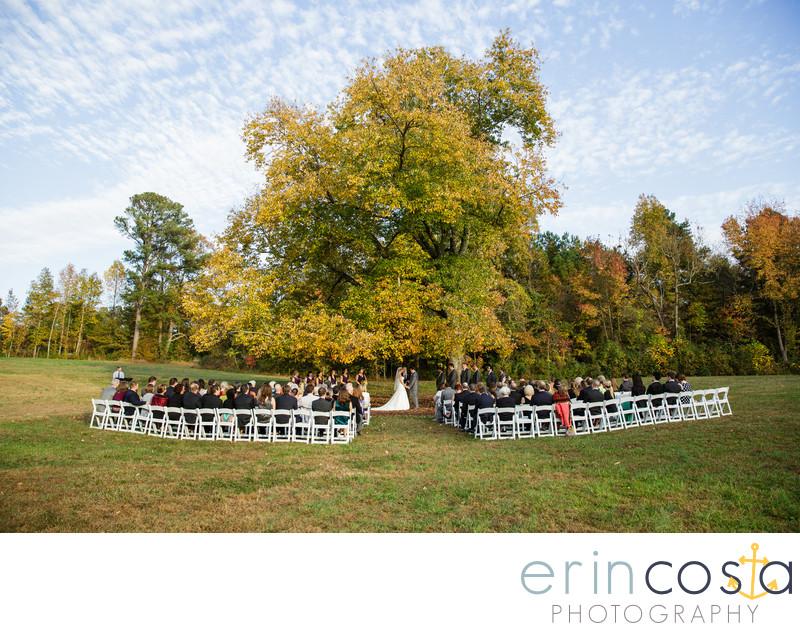 The Oaks At Salem Weddings