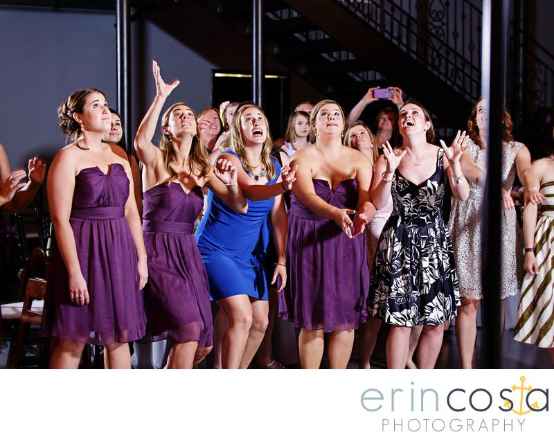 214 Martin Street Wedding Reception photos