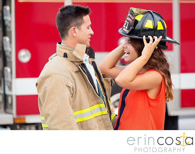 Carolina Beach Engagement Photos
