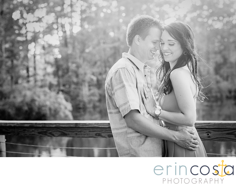 Greenfield Park and Gardens Engagement Pictures