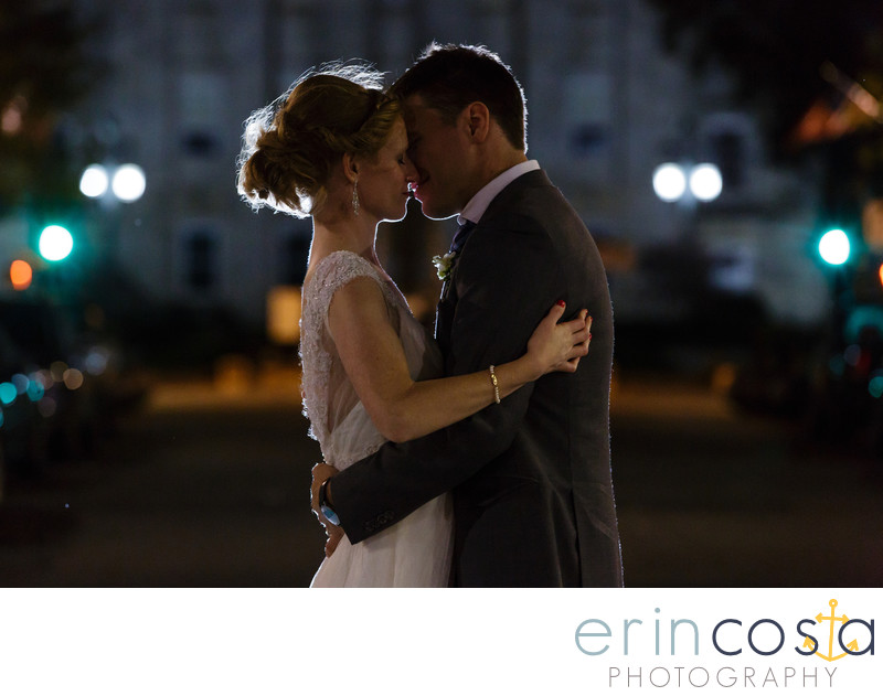 Downtown Raleigh Wedding Photos 1