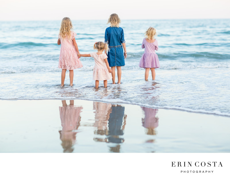 Family Photographers Topsail Beach NC